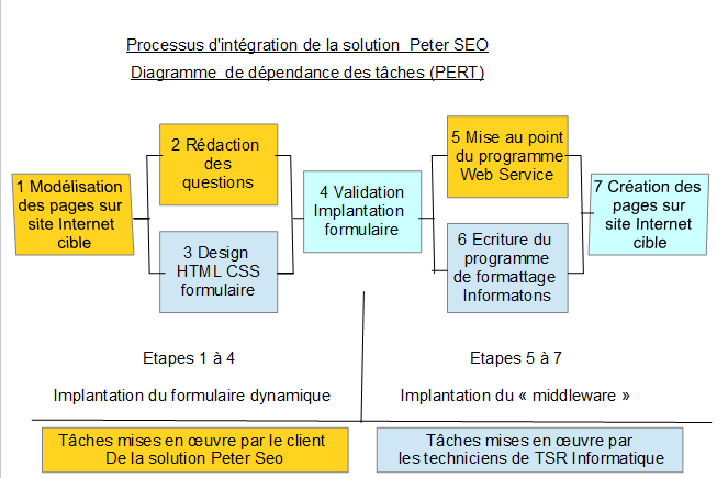 peter seo processus intégration